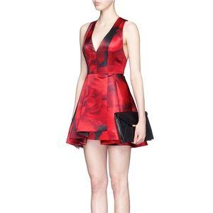 ALICE+OLIVIA RED DRESS